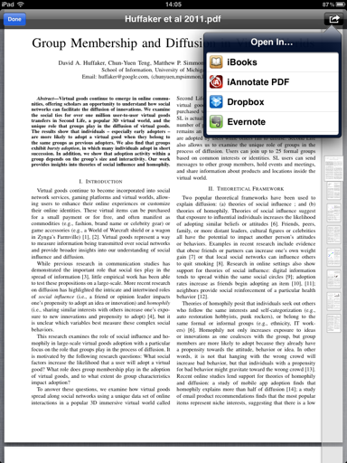 Export/Import PDFs | Sonny Software